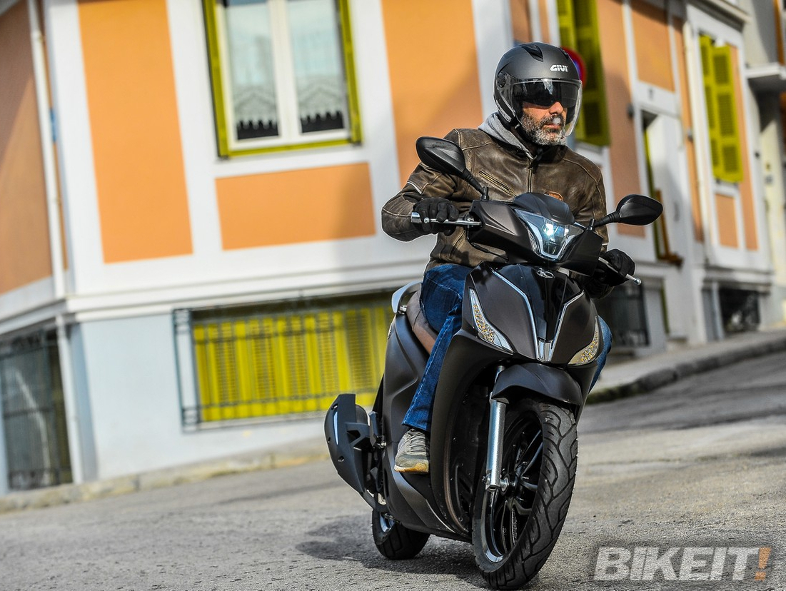 kymco people 150s 42