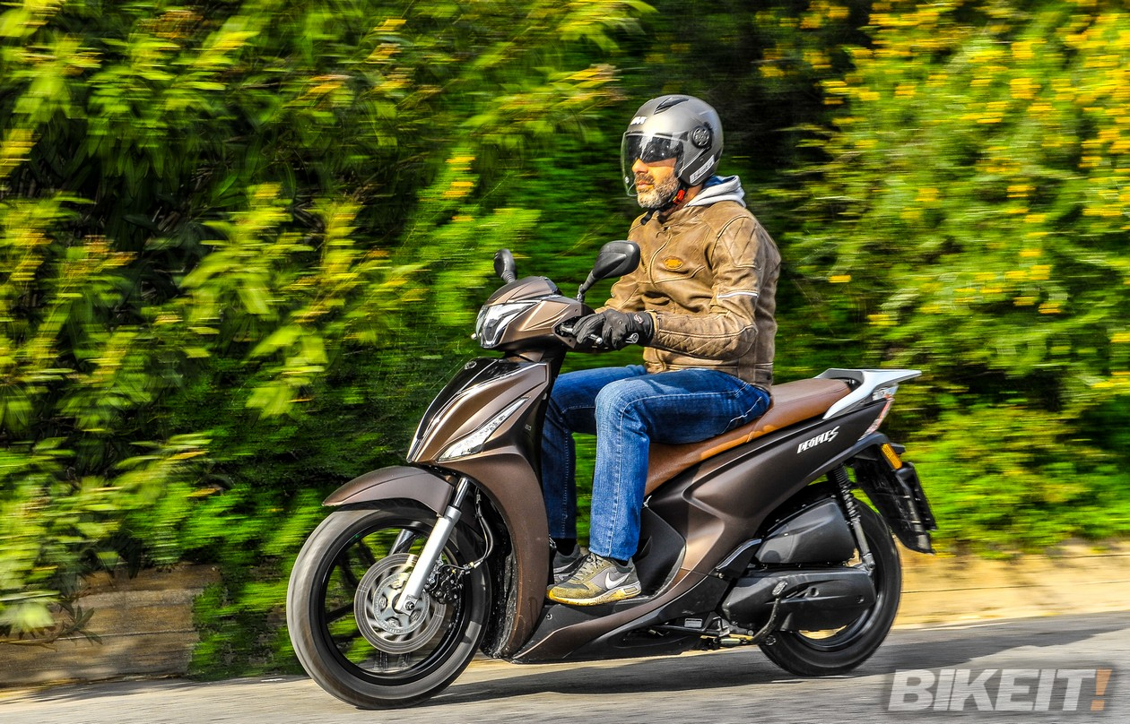 kymco people 150s 7