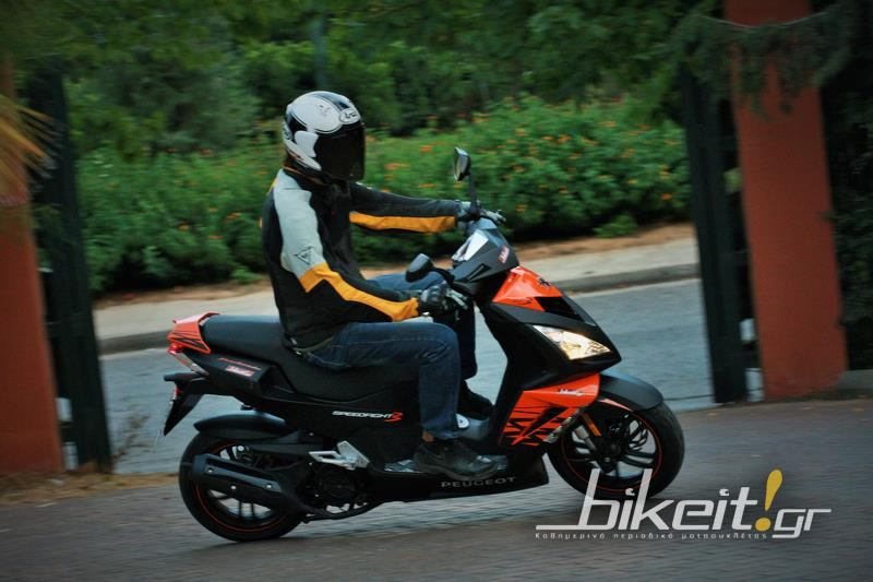 Test – Peugeot Speedfight 3 2014