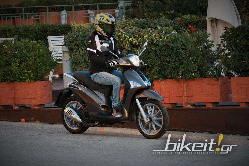 Test - Piaggio Liberty 150ie 3V