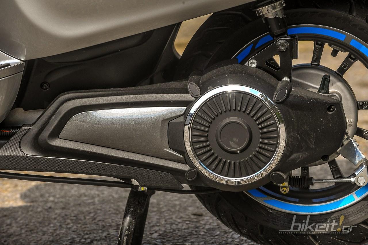 vespa elettrica test bikeitgr 10