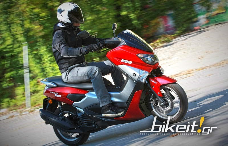 Test - Yamaha NMAX 125 ABS