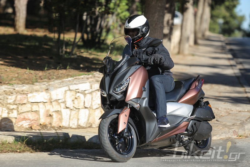 TEST – Yamaha XMAX 300 ABS
