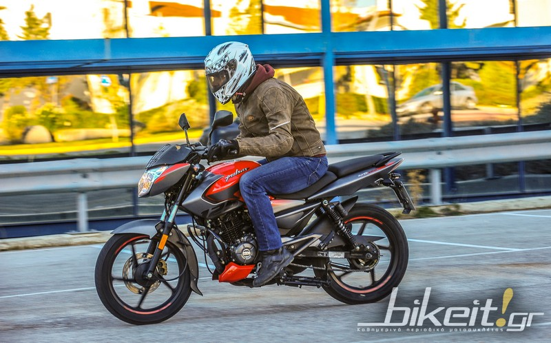TEST – Bajaj Pulsar NS 125 2018