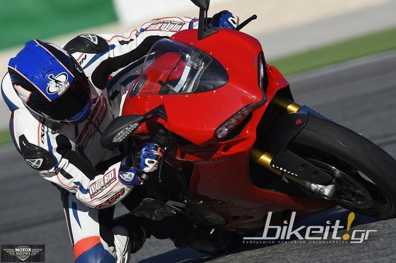 Test - Ducati 1299 Panigale S - 2015