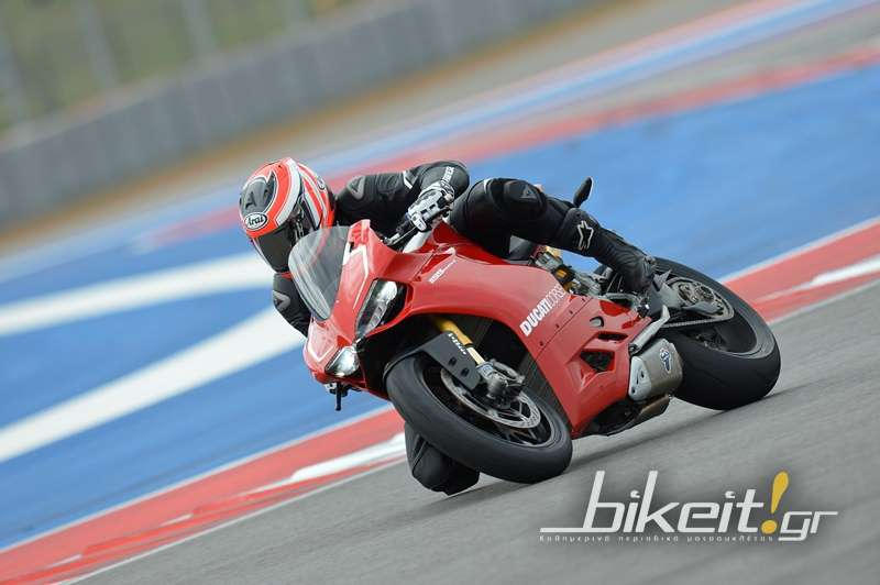 Test – Ducati 1199 Panigale R