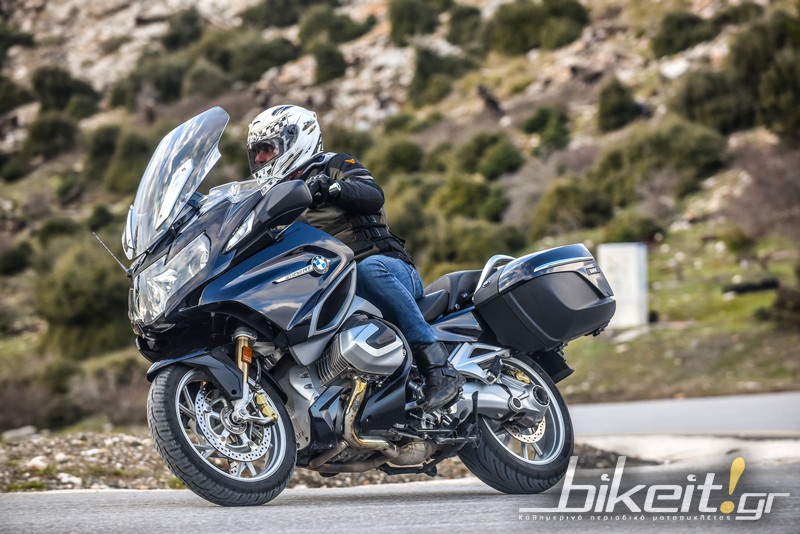 test bmw r1250rt kinisi 8