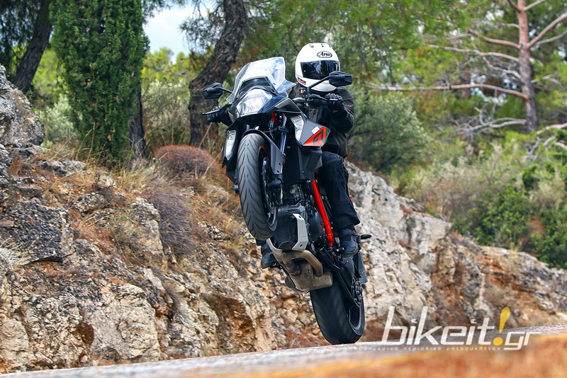 Test - KTM 1290 Super Duke GT