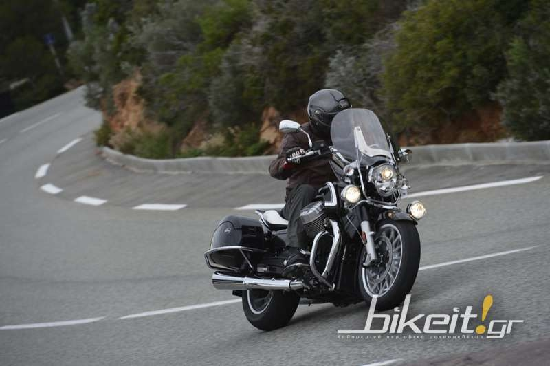 Test – Moto Guzzi California 1400 2013