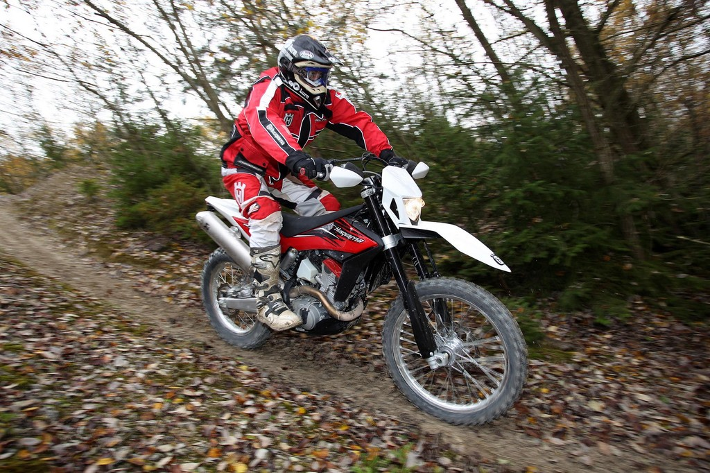 Husqvarna - Off Road ABS!