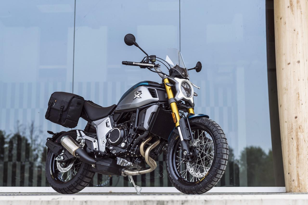Nouveauté moto : CF Moto 700 CL-X