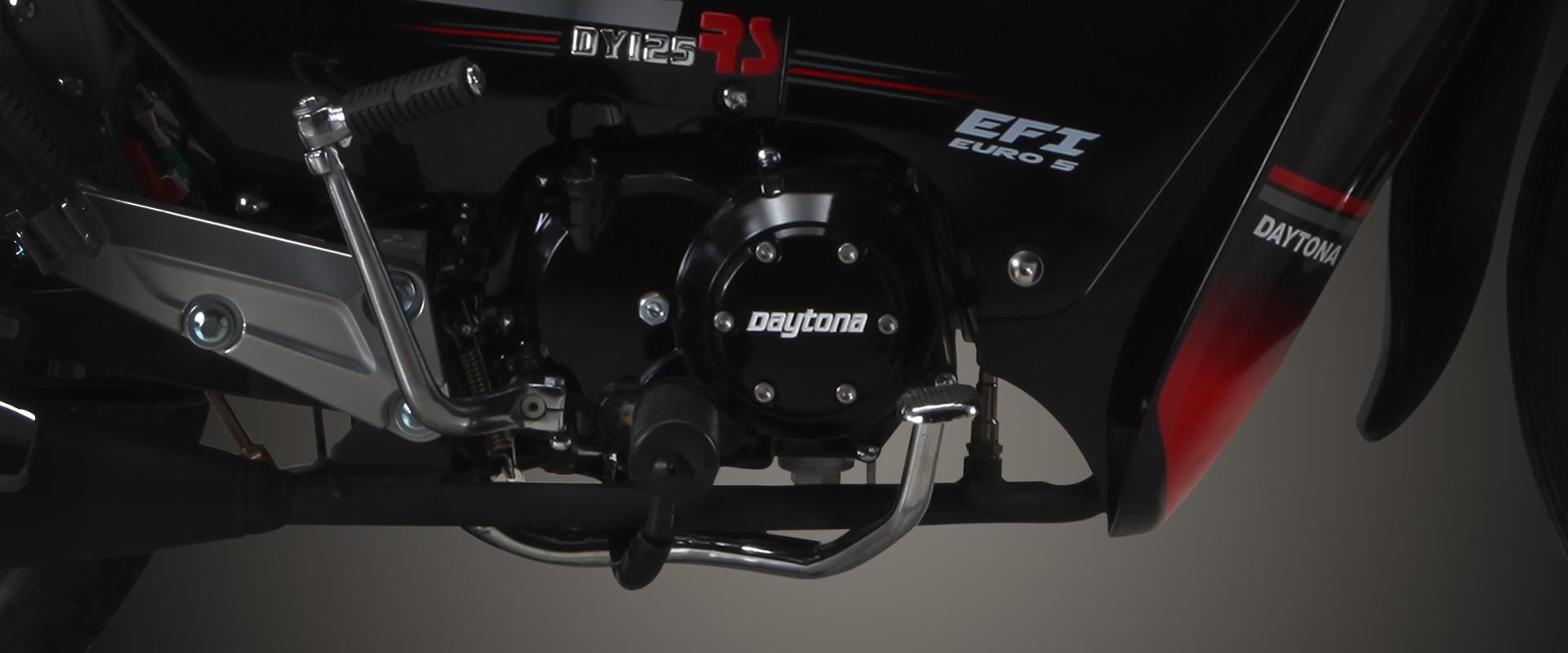 Daytona DY125RS 2021 – Αναβαθμίστηκε σε Euro 5 με δωράκια - BIKEIT!