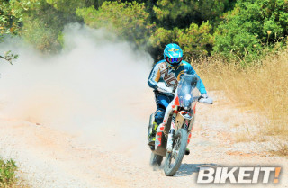 Test - KTM 450 Rally Replica - Με άρωμα Dakar!