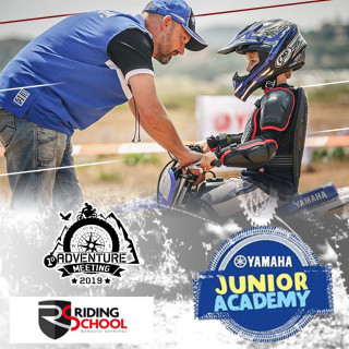 Yamaha Junior Academy by Riding School στο 1ο Adventure Meeting!
