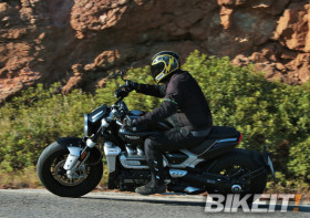 Video Test - Triumph Rocket 3R 2020