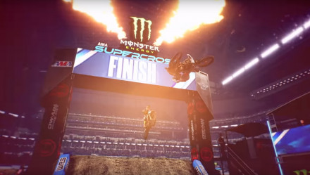 Monster Energy Supercross 3 - The Official Video Game [βίντεο]