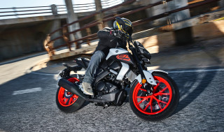 Test - Yamaha MT125 2020