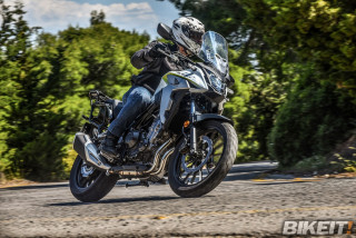 TEST Honda CB500X 2019 – Tα On / Off είναι εδώ!
