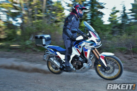 Video Test – Honda CRF1100L Africa Twin Adventure Sports DCT 2020