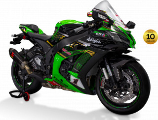 Kawasaki ZX-10R KRT Replica Limited Edition – Για 10 τυχερούς μόνο