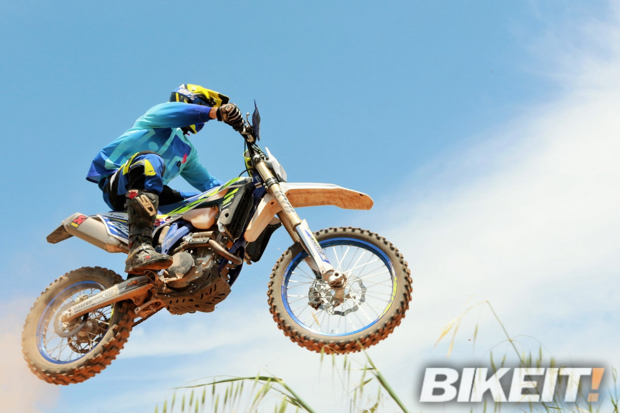 Test - Sherco 250 SE-F Factory 2020