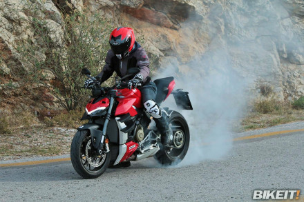 Video Test - Ducati Streetfighter V4s - 2021