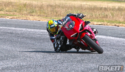 TEST - Ducati Panigale V4 2020