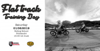 Flat Track training day Vol. III
