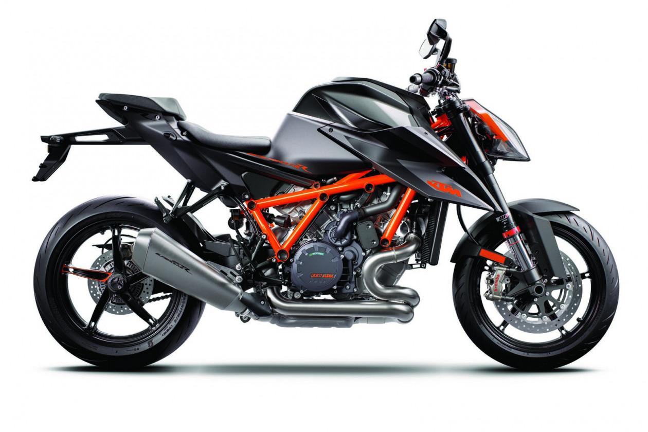 KTM 1290 SUPER DUKE RR 2021 | AMS Motorcycles