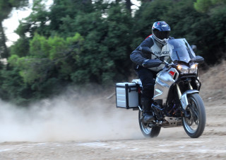 Yamaha Super Tenere 1200 2010 video test