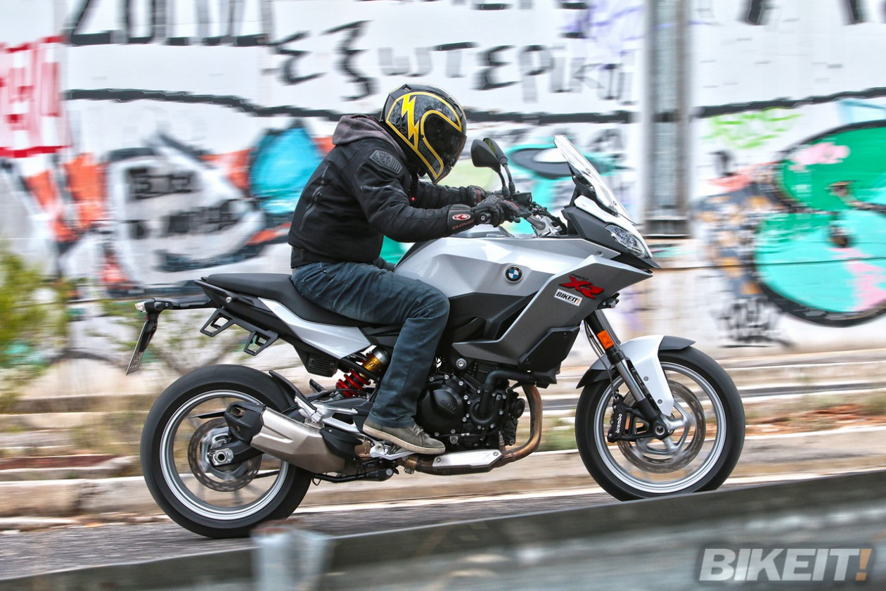 Test - BMW F 900 XR 2020