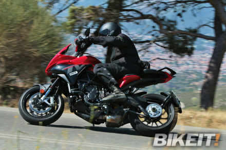 Video Test - MV Agusta Turismo Veloce 800