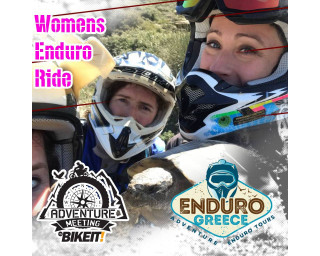 Womens Enduro Ride στο 1ο Adventure Meeting!