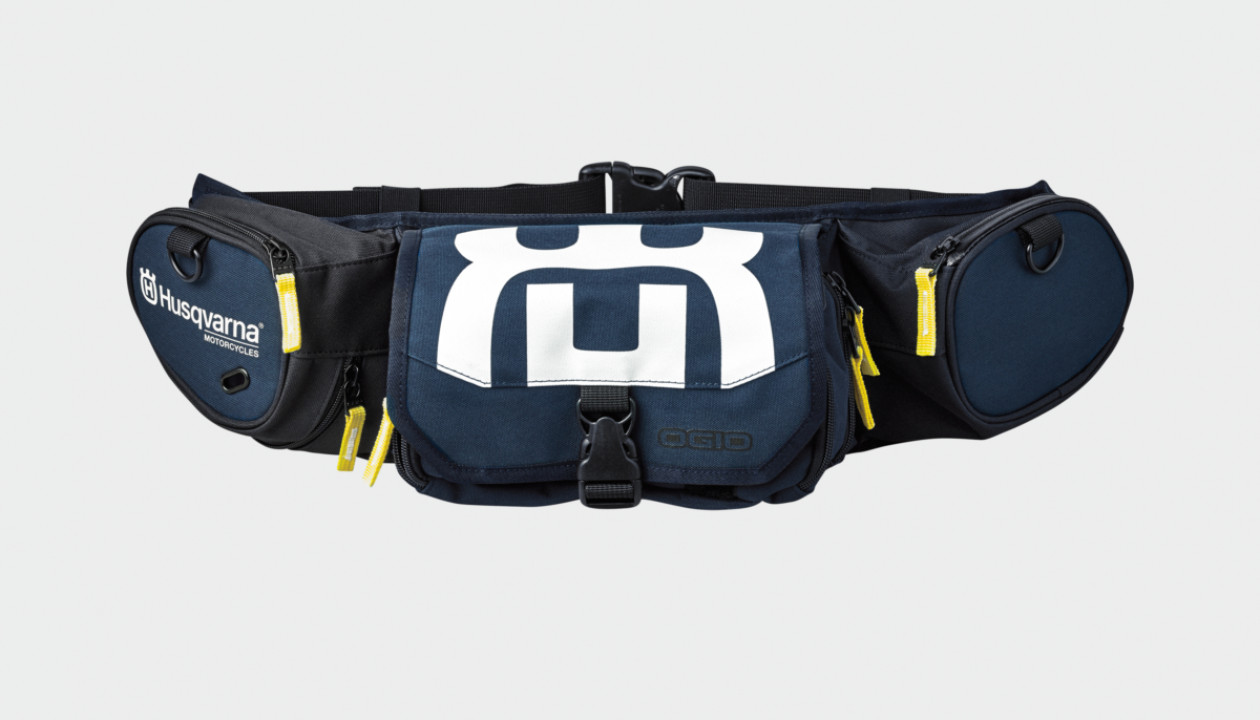 Husqvarna Comp Belt Bag, από το Paddock 512