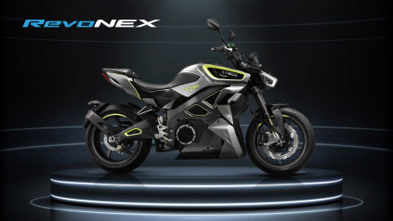KYMCO RevoNEX – Made in Italy!