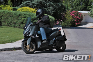 Video Test - Yamaha XMAX 300 Tech Max