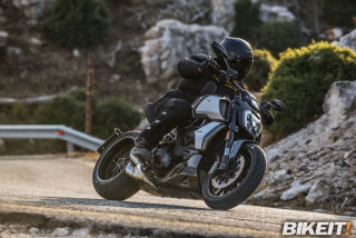 Test - Ducati Diavel 1260 (2019)