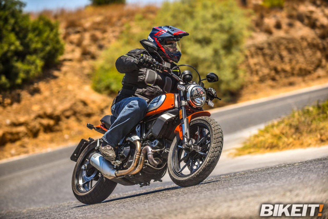 Test – Ducati Scrambler 800 Icon 2019