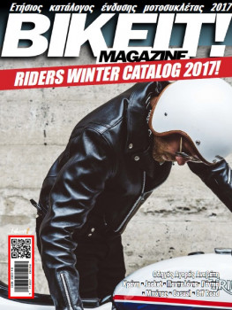 BIKEIT Rider's Winter Catalog 2017
