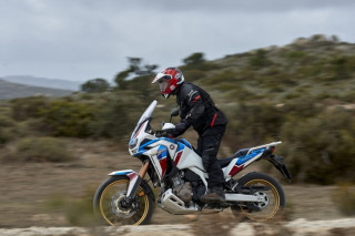 Test - Honda CRF1100L Africa Twin Adventure Sports 2020 - Αποστολή στη Σαρδηνία