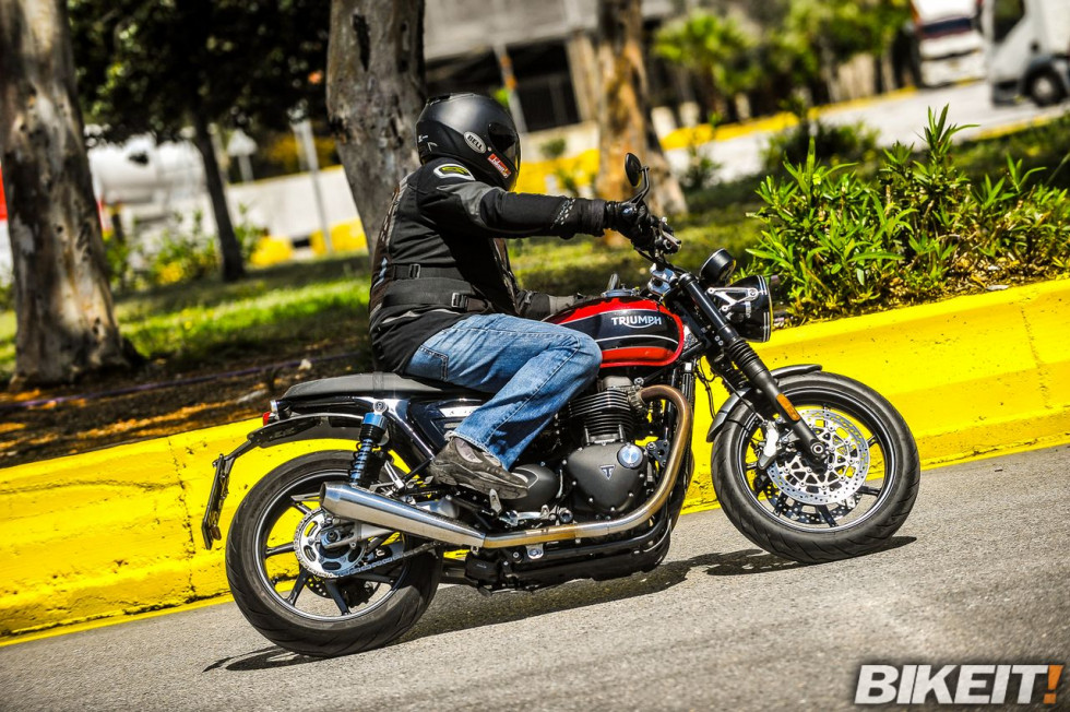 Test - Triumph Speed Twin 2019
