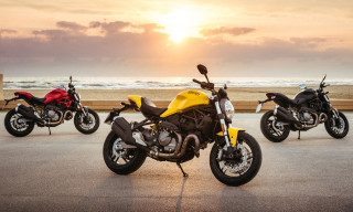 Ανάκληση Ducati Monster 821 / 1200, Supersport 939