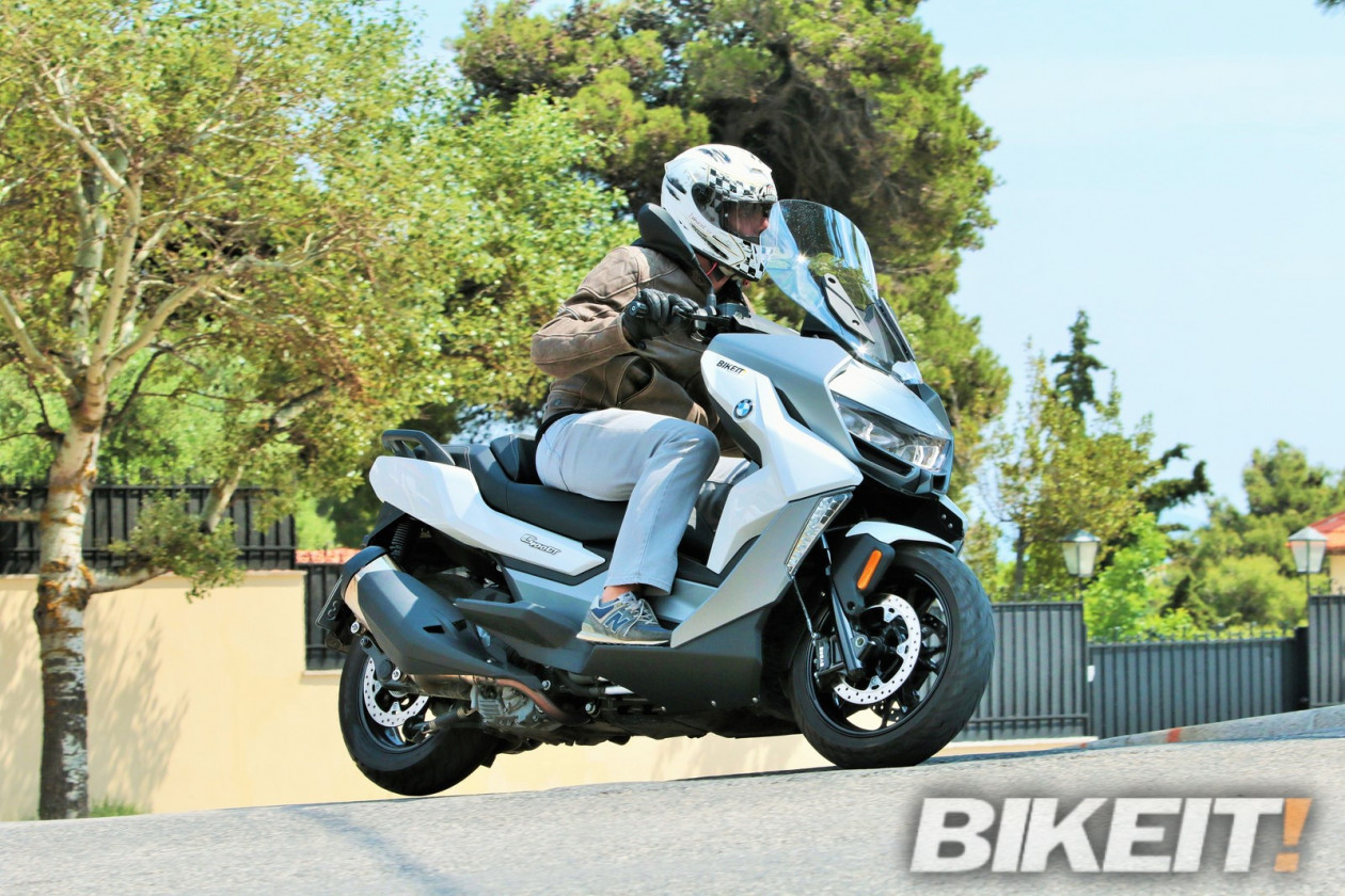 Video Test - BMW C 400 GT 2020