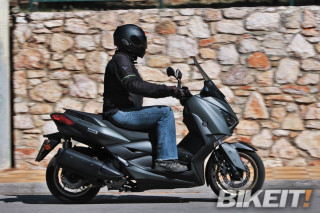 Test – Yamaha XMax 300 Tech Max 2020