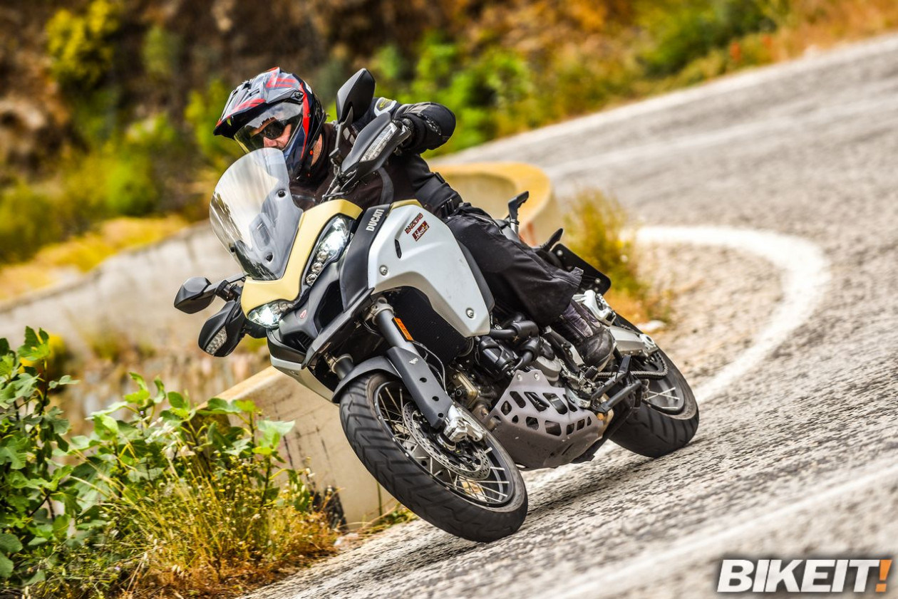Test - Ducati Multistrada 1260 Enduro (2019)