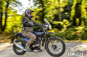 Video Test - Royal Enfield Himalayan