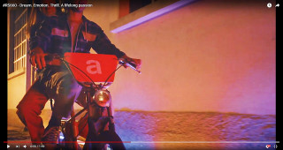 Aprilia RS660 - Girl meets boy, meets RS660, they all fall for each other - Video
