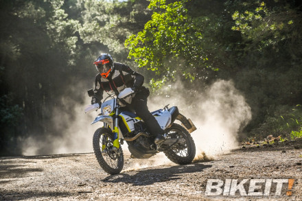 Test - Husqvarna 701 Enduro 2020 - Adventure ευρείας χρήσης