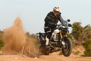 Test - Triumph Tiger 900 GT-GT Pro / Rally Pro 2020