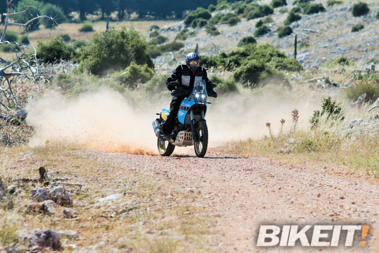 Test - Yamaha Ténéré 700 Rally Edition 2020